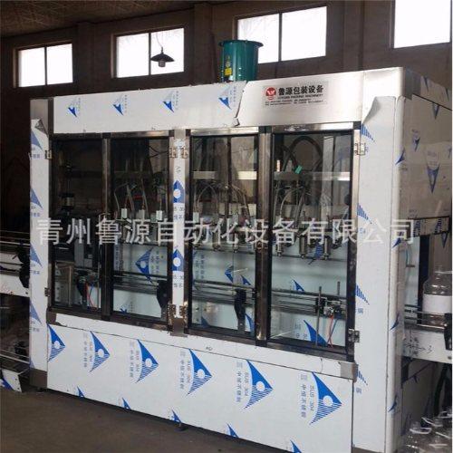 青州灌装设备 全自动玻璃水灌装机 玻璃水灌装机