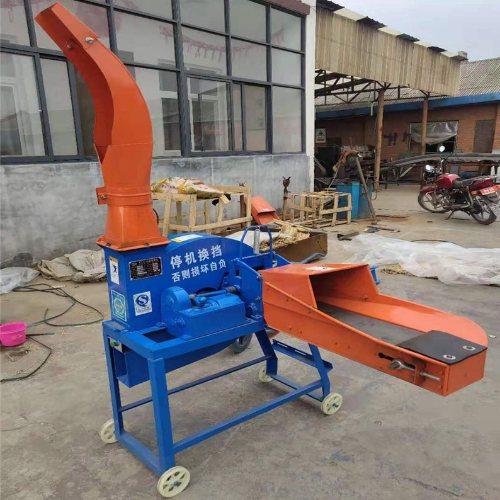 盘刀式铡草机生产效率高 万盈 12吨铡草机重量轻