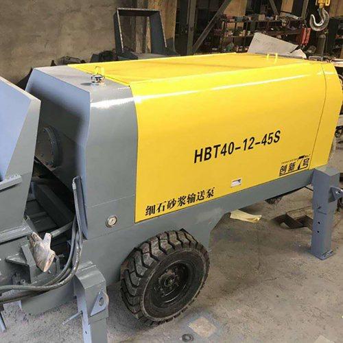 邢台万尚宇机械 大型细石混凝土泵报价 细石混凝土泵报价