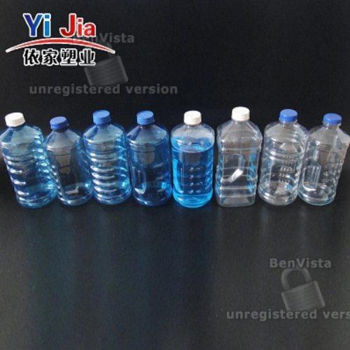 依家 优质汽车玻璃水瓶批发订制 优质汽车玻璃水瓶源头商家