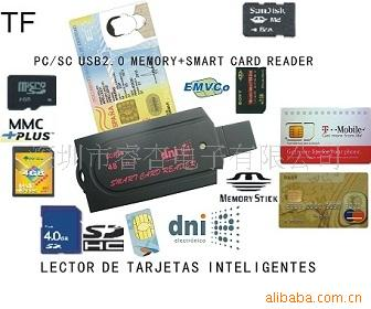 SMART CARD READER智能读卡机器