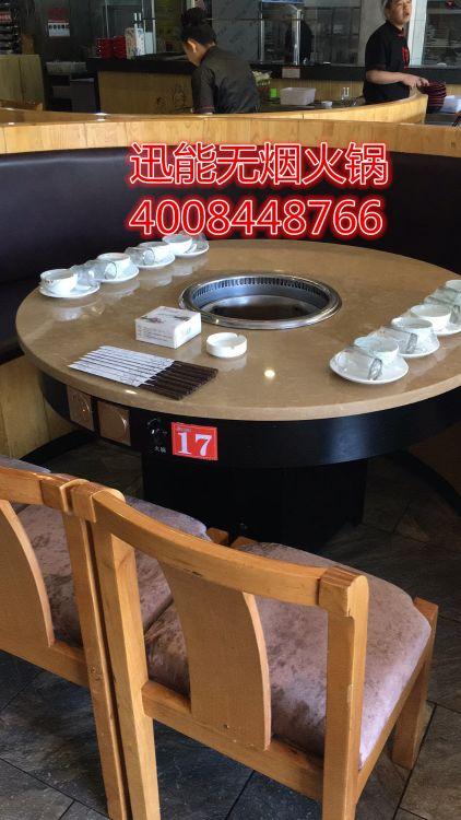 火鍋店用圓形32cm不銹鋼鍋 無煙火鍋