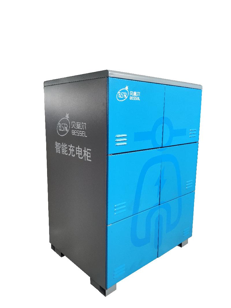 锂电池组充电柜
