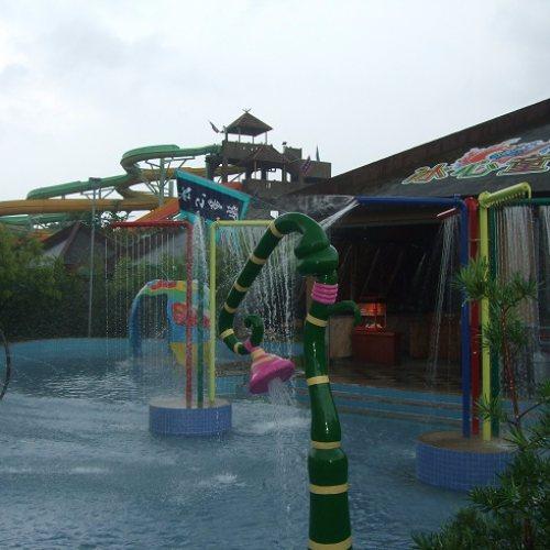 室内水上乐园设施 御水 室内水上乐园小品 大型水上乐园恒温系统