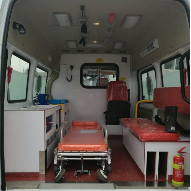 362福特全顺救护车 福特全顺362救护车价格 豫康辉