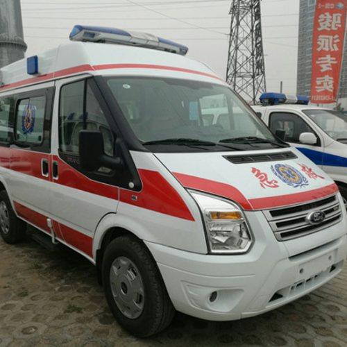 豫康辉 V362福特全顺救护车 福特新全顺救护车厂家