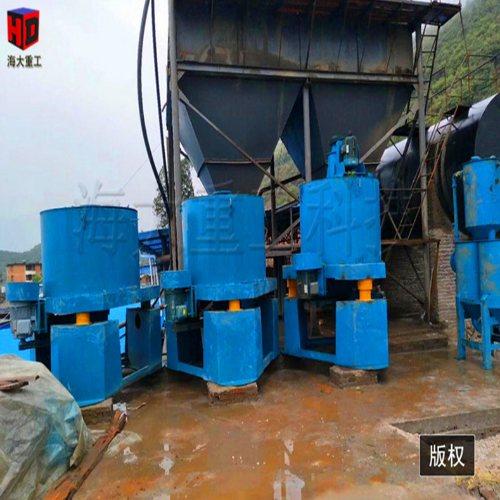 污泥脱水设备卧式离心机视频 小型卧式离心机 海大重工