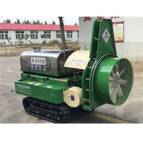 牵引式风送喷药机采购 专业制造风送喷药机作业视频 益丰