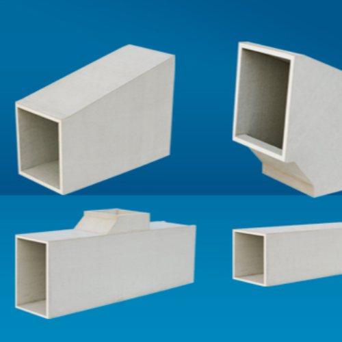 亚太 复合玻璃钢管道安装 专业复合玻璃钢管道供应