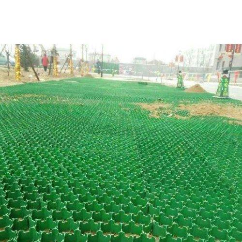 护坡植草格 固沙植草格生产商 大广新材料 高抗压植草格批发