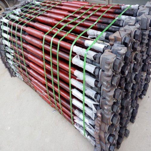 矿用轨距拉杆大量批发 道岔轨距拉杆长期供应 滏金金属制品