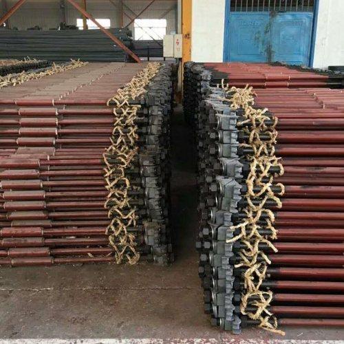 绝缘轨道拉杆大量批发 矿用轨道拉杆质量可靠 滏金金属制品