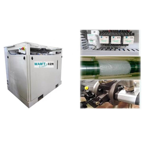 沃迈数控 皮带轮式超高压泵多少钱 微型超高压泵多少钱