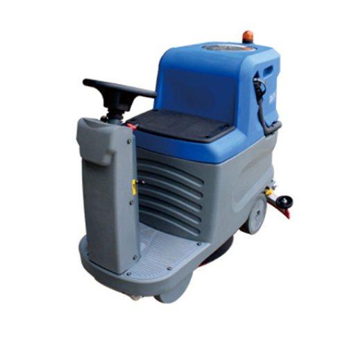 折叠式洗地机生产 生产车间洗地机厂商 安徽茂全