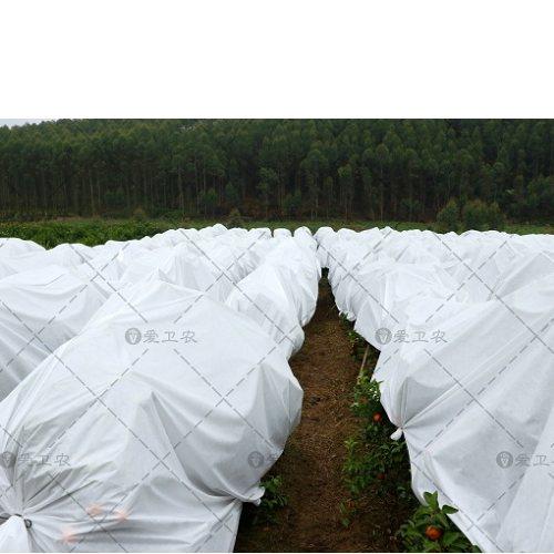 树干防冻布生产商 爱卫农 无纺防冻布供应商