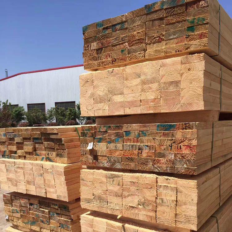 无节材家具板材 国鲁工贸 家具板材 新西兰辐射松家具板材报价