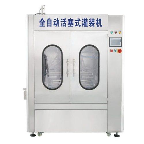 定量灌装机厂家 腾卓机械 半自动定量灌装机生产线