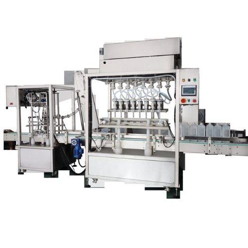 腾卓机械 碗燕自动灌装线生产线 碗燕自动灌装线