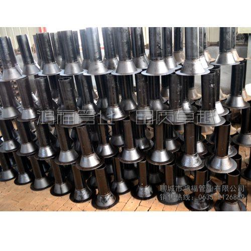 鸿福管业 铸铁管件可零售批发 山西铸铁管件按标准生产