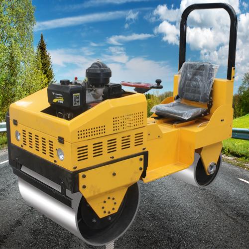 4吨振动式压路机品牌机械 通华 双钢轮振动式压路机品牌机械