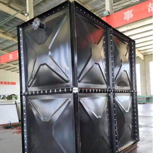 14吨搪瓷钢板水箱生产 54吨搪瓷钢板水箱价钱 中祥供货及时