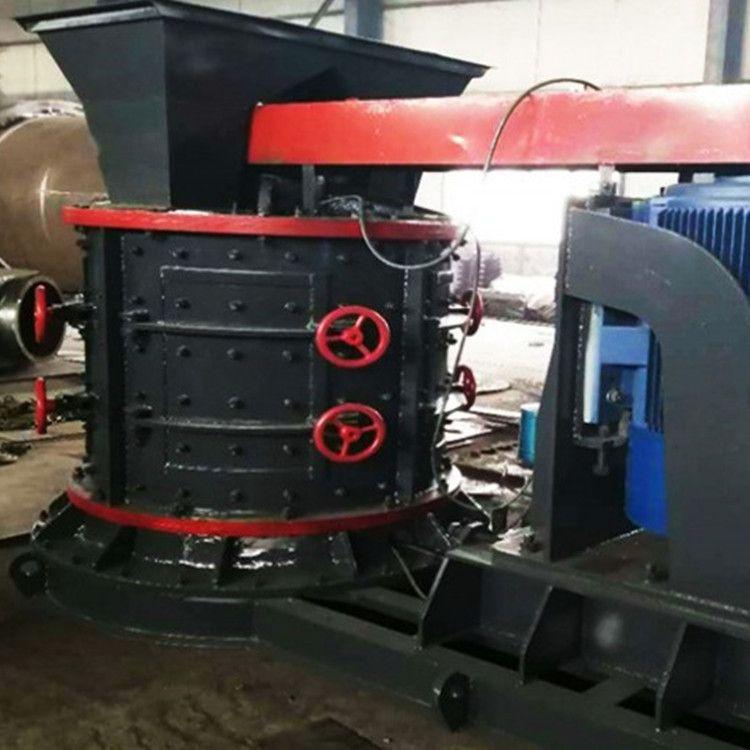 新品热推 智能立轴式破碎制砂机 可定制移动立轴式破碎站