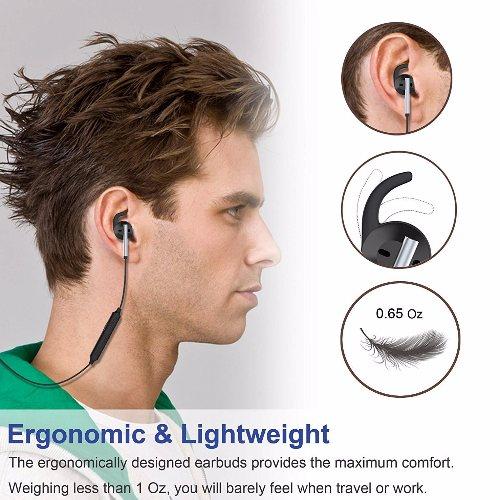 入耳式降噪耳机主动降噪蓝牙运动耳机 功夫龙