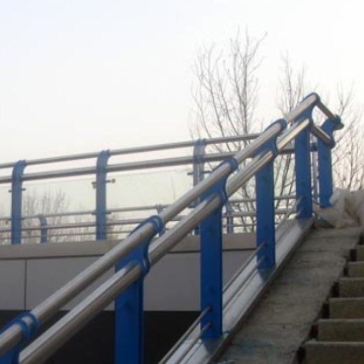 飞龙 不锈钢桥梁钢栏杆生产加工 304不锈钢桥梁钢栏杆厂