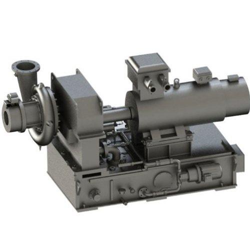 永磁变频空压机安装 开山 节能空压机机头 永磁变频空压机