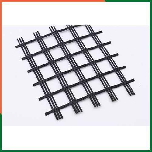 双向玻纤网土工格栅图片 华耀工程 经编玻纤网土工格栅批发