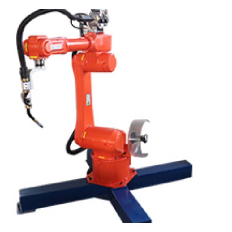 轨道焊接机器人出售 数控焊接机器人图片 旭航