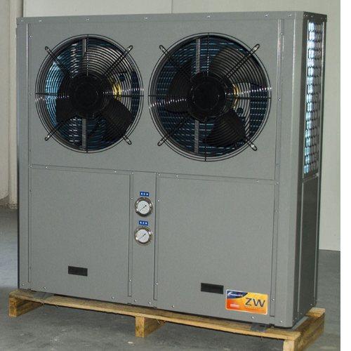 吉林空气源热泵供应 四川空气源热泵60匹 格芬