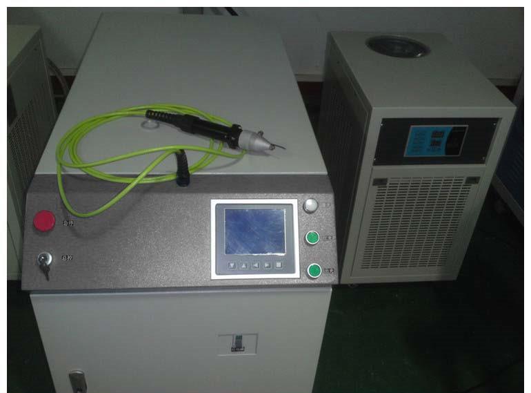 便携式 手拿式 手持激光焊接机  连续光纤1000W可焊接0.1-2.5熔深