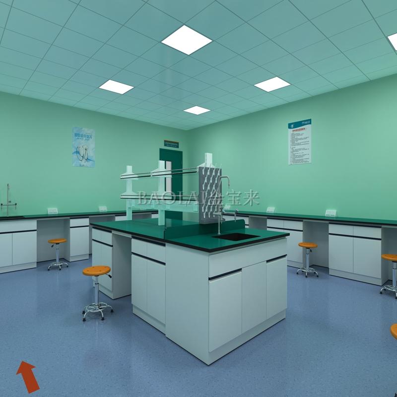 实验室装修装修 PCR净化车间 洁净工程