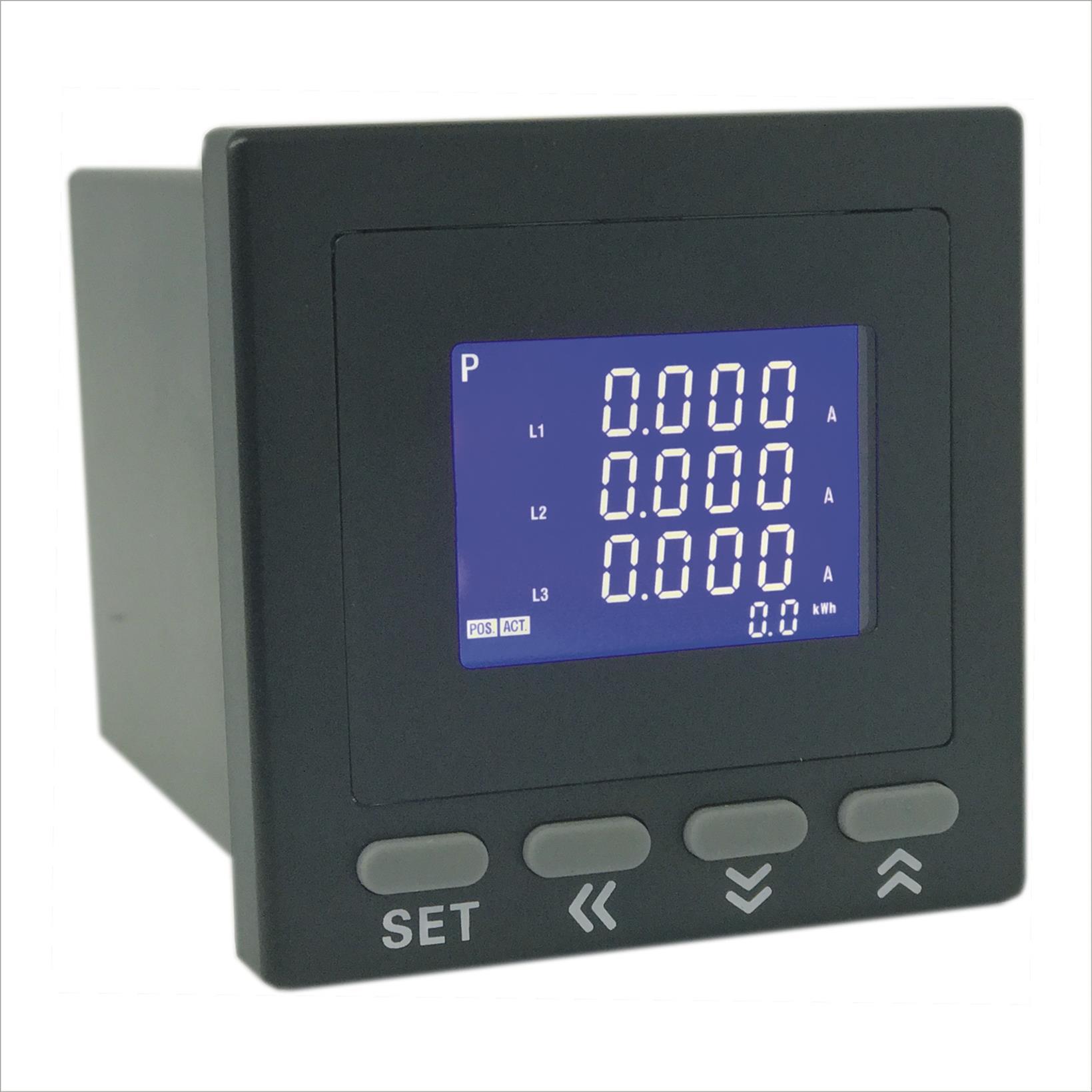 AOB192E-7TY液晶多功能电力仪表厂家直销 技术服务强