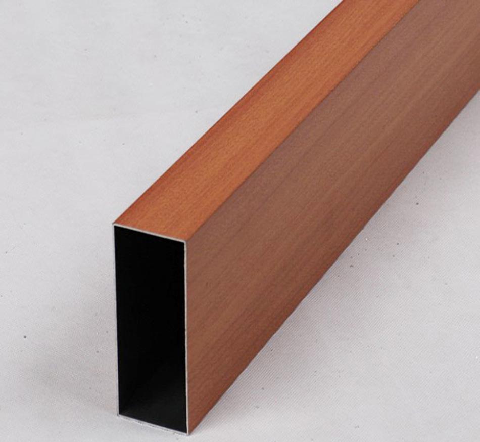 金昌铝方管厂家直销 铝合金方管 提供免费样品