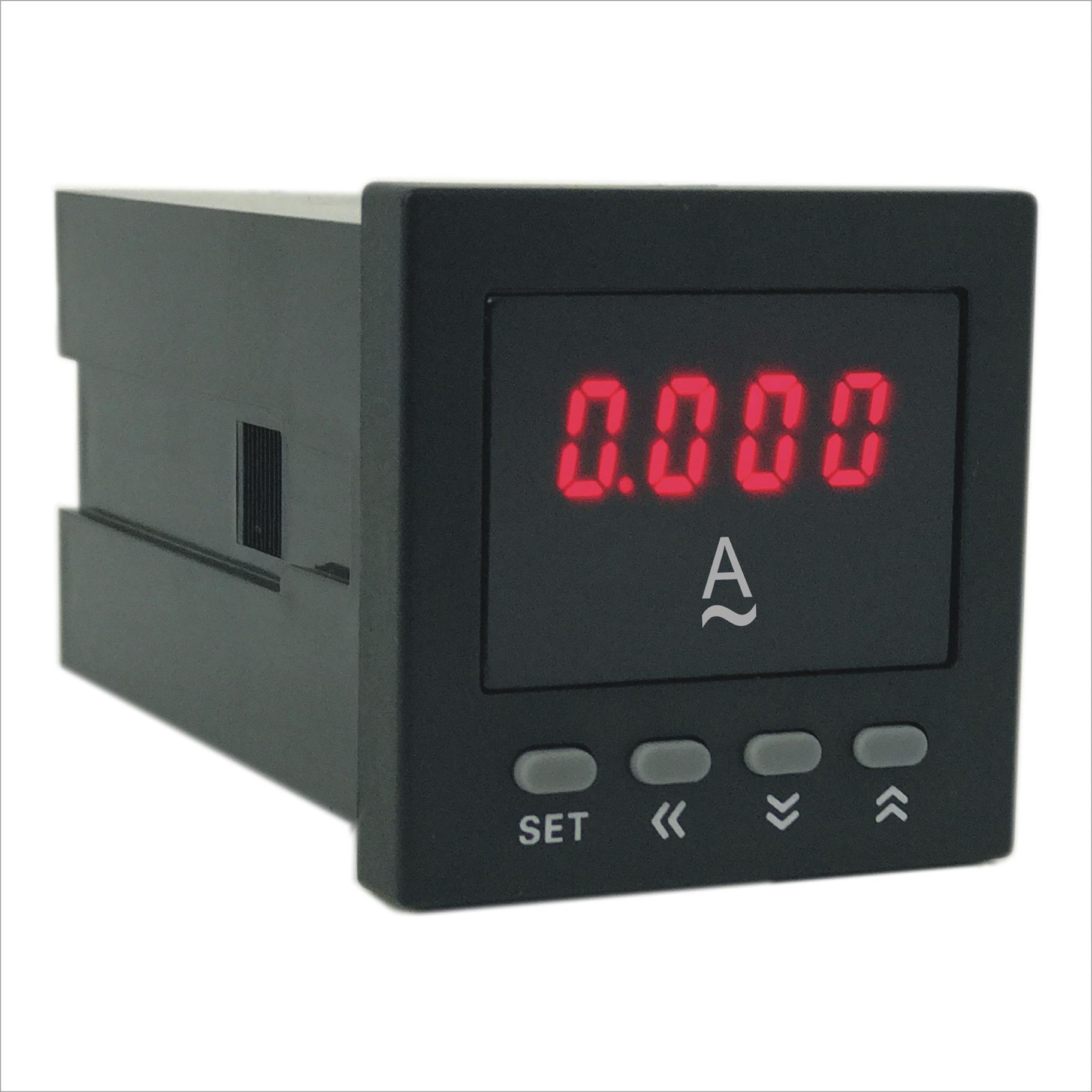 奥宾AOB184I-3X1数显电流表生产厂家 配置灵活 专业生产数字仪表