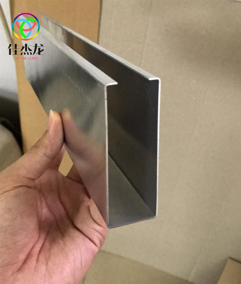 南京铝方通吊顶品牌 木纹铝方通 工程质量认可度高