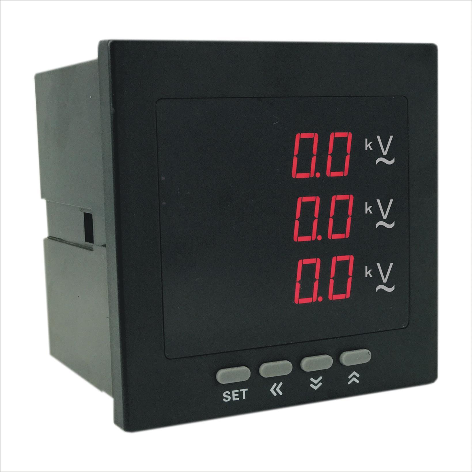 AOB394Z-3X4-3U智能数字三相电压表供应