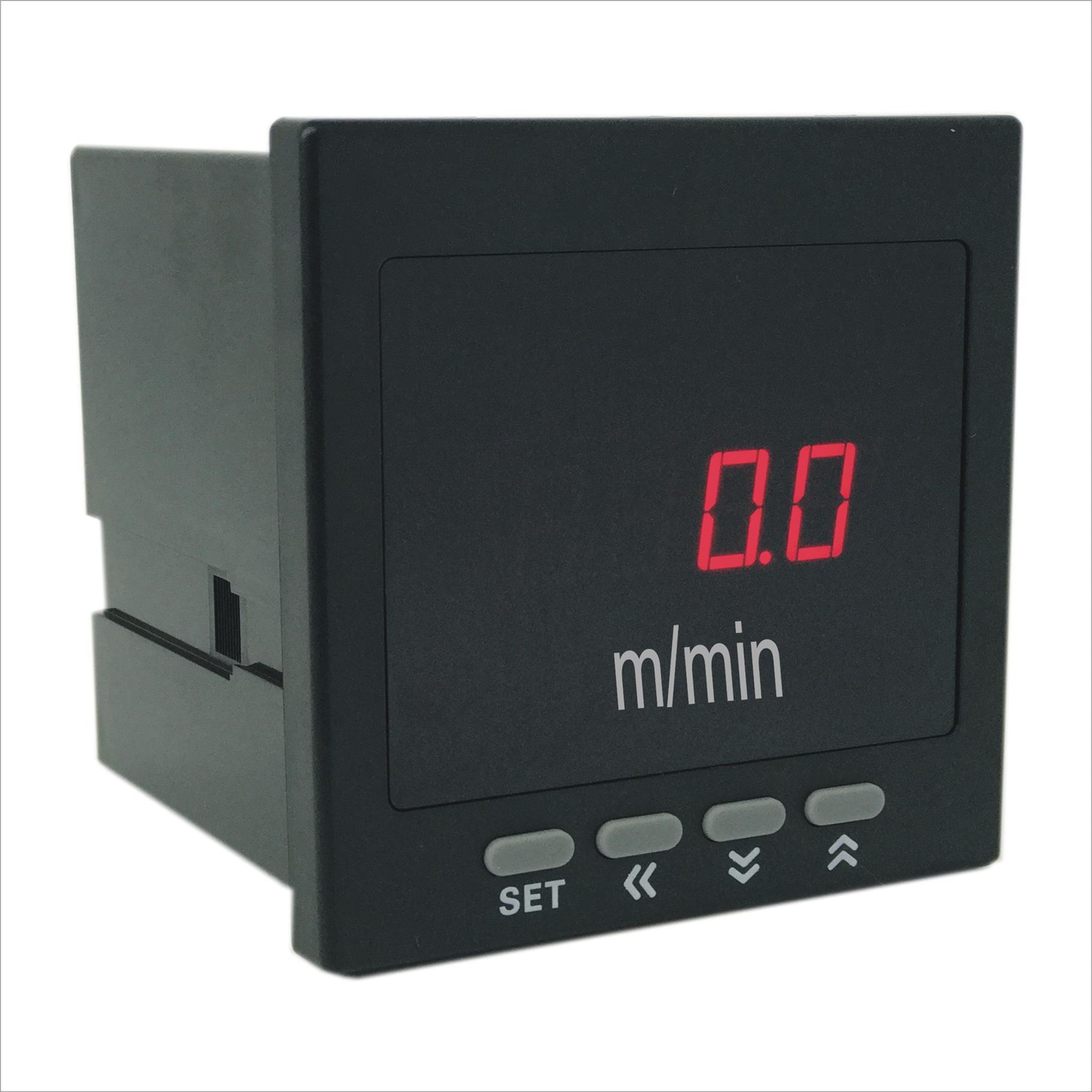奥宾AOB195I-5X1变频器专用频率转速米速表销售