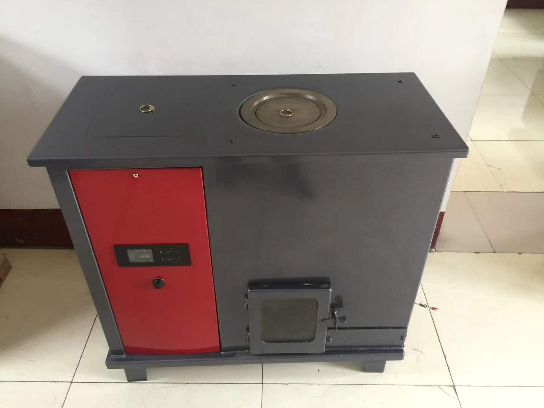 巢湖全自动150平米颗粒水暖炉批发 生物质颗粒取暖炉 安全可靠