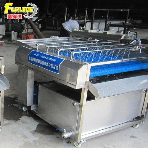 工业蔬菜清洗机采购 富瑞德 进口高压蔬菜清洗机采购