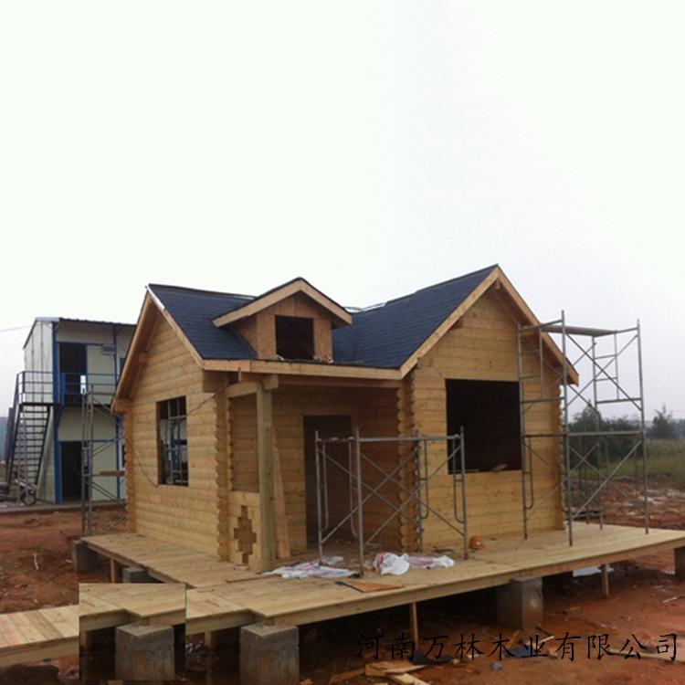 旅游景区木屋 景区木屋质量材质上乘 万林优质木屋