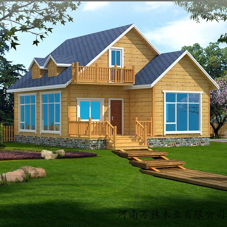 日式木屋质量材质上乘 移动木屋性价比出众 万林优质木屋
