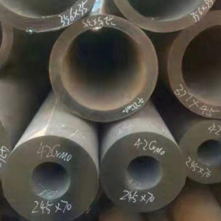 合金无缝钢管销售 巨丰 16Mn合金无缝钢管批发