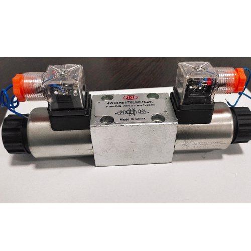 常开电磁阀配件 法兰电磁阀接线 金德力