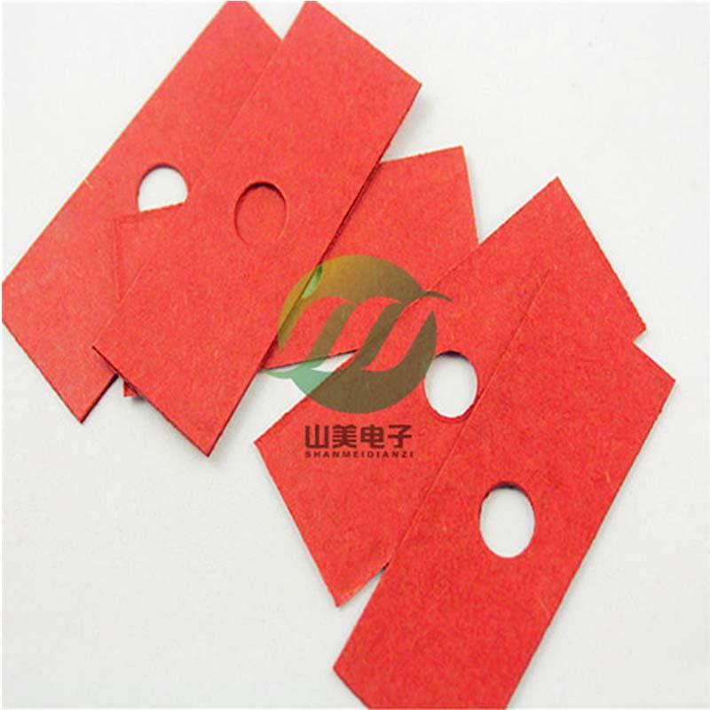 环保快巴纸垫 红色快巴纸垫圈 螺丝垫圈 山美快巴纸
