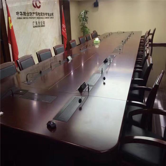 销售自动升降会议桌 志欧 自动升降会议桌供应商