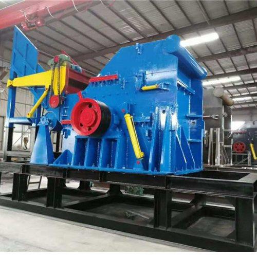 光华 废钢破碎机 专业废钢破碎机高效 大型废钢破碎机高效