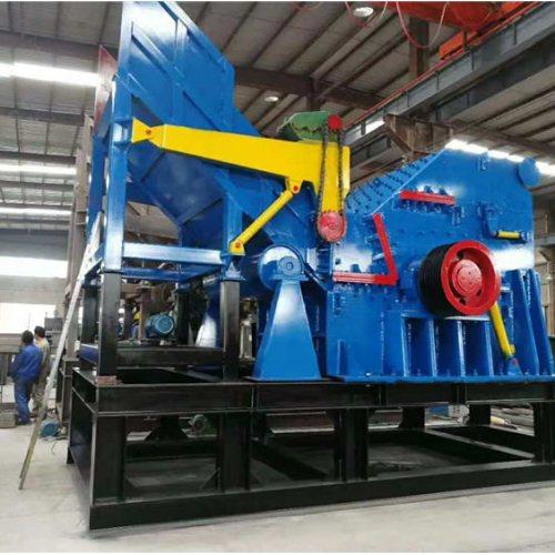 细碎废钢破碎机欢迎来电 河南 专业废钢破碎机 环保废钢破碎机
